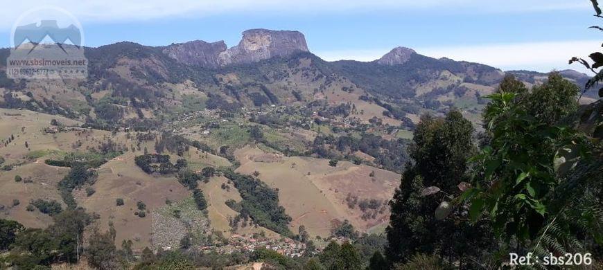 Terreno vista Pedra do Baú
